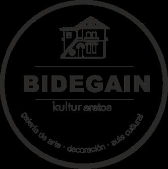 logotipo bidegain definitivo